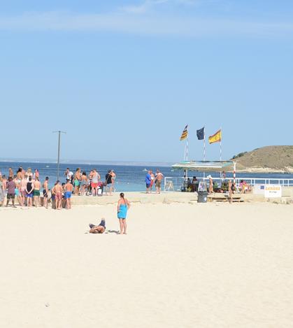 magaluf playa