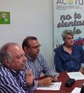 Reunion Acotur-Ccandidato PSOE