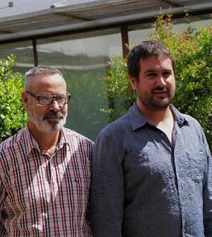 Alfonso Rodríguez Sánchez y Rafel Sedano