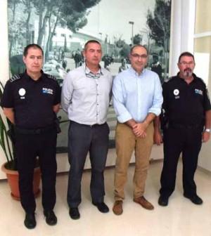 reunion Policia Local
