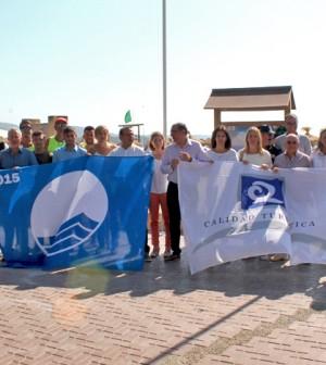 banderas azules 2015