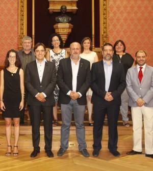 consell de Mallorca organigrama