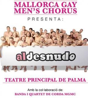 mallorca gay chorus al desnudo