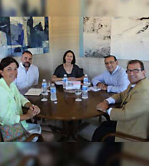 Reunion Ayuntamiento  UIB