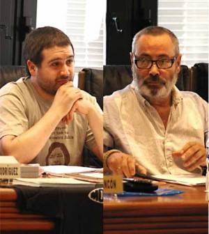 Rafel Sedano y Alfonso Rodriguez
