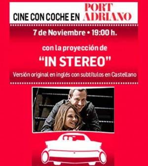 Cine en Port Adriano