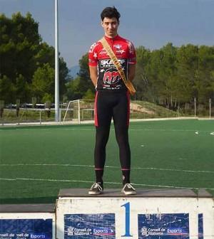 Marca Lirola Campeon Balear