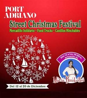 Navidad en Port Adriano