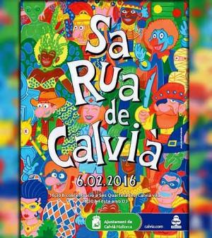 Cartel Rua 2015