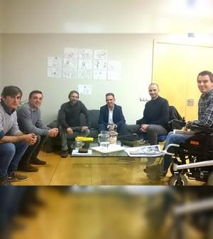 Reunión con Ayuntamiento de Madrid