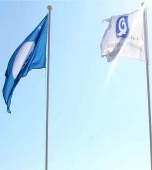 Banderas azules 1