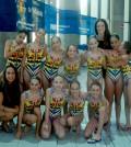 nadadoras-alevin-Mallorca-en-Valladolid