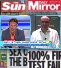 Denuncia aThe Sun