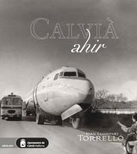 Portada llibre Calvià Ahir-Torrelló