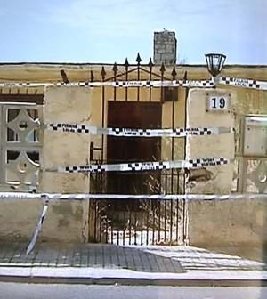 Demolición casa
