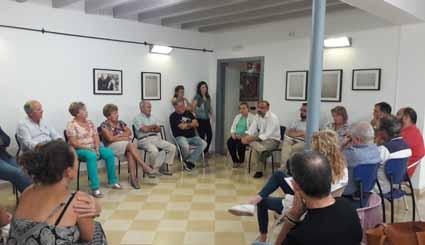 reunió veïns Calvià Vila 210917
