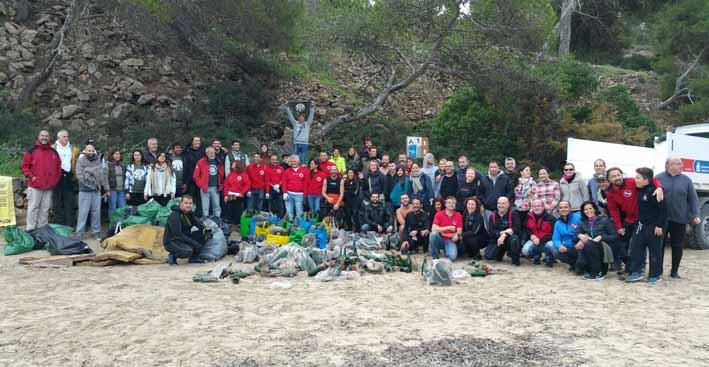 Limpieza litoral 26-11-2017 (1)