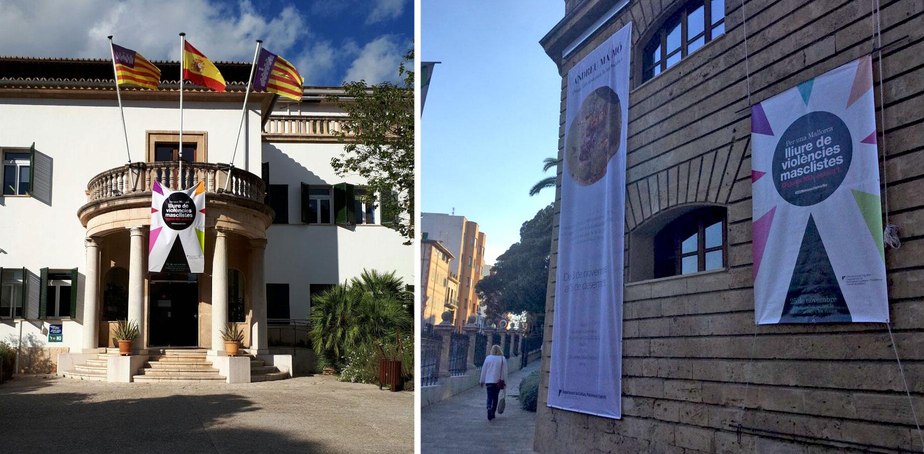 banderolas-Mallorca-violencia-genero