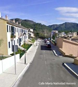 Calle Maria Natividad Herrero