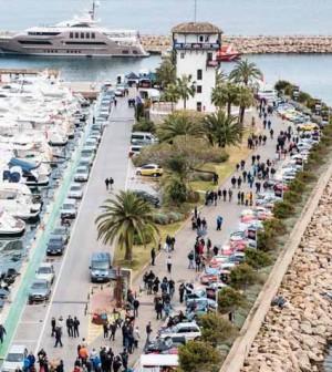 Rally baja Puerto Portals