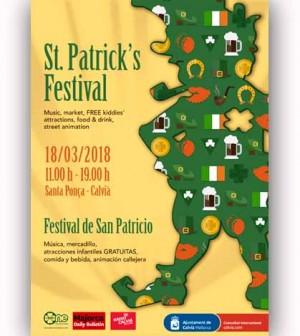 San Patricio 2018