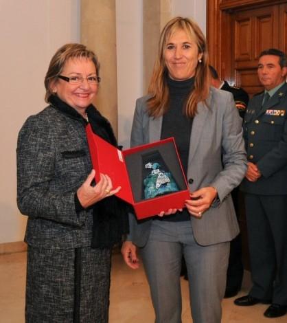 El servicio de Atención a Mujeres Víctimas de Violencia de Género ha recibido el premio Menina