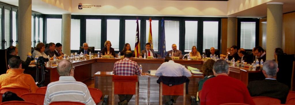 Los dos partidos políticos con representación en el Ayuntamiento de Calvià, PP y PSOE, coinciden en la necesidad de unos PGE más justos con Baleares