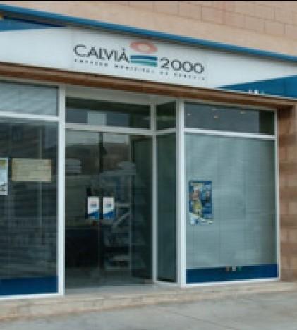 Las oficinas de la empresa municipal Calvià 2000