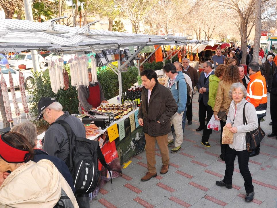 El mercado se celebrará todos los martes en Peguera.