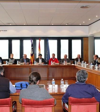 Reunión de la comisión de seguimiento de la temporada turística de Magaluf