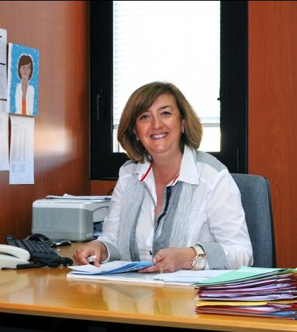 Esperanza Català, regidora de Educación de Calvià