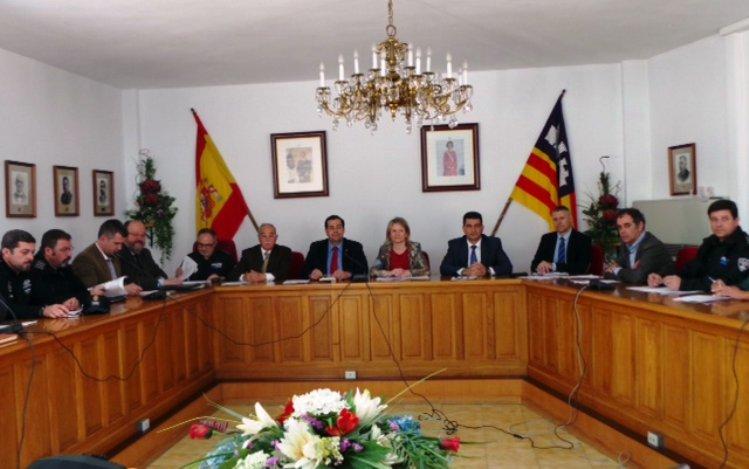 Han participado los municipios de Andratx, Calvià, Llucmajor, Marratxí y Palma