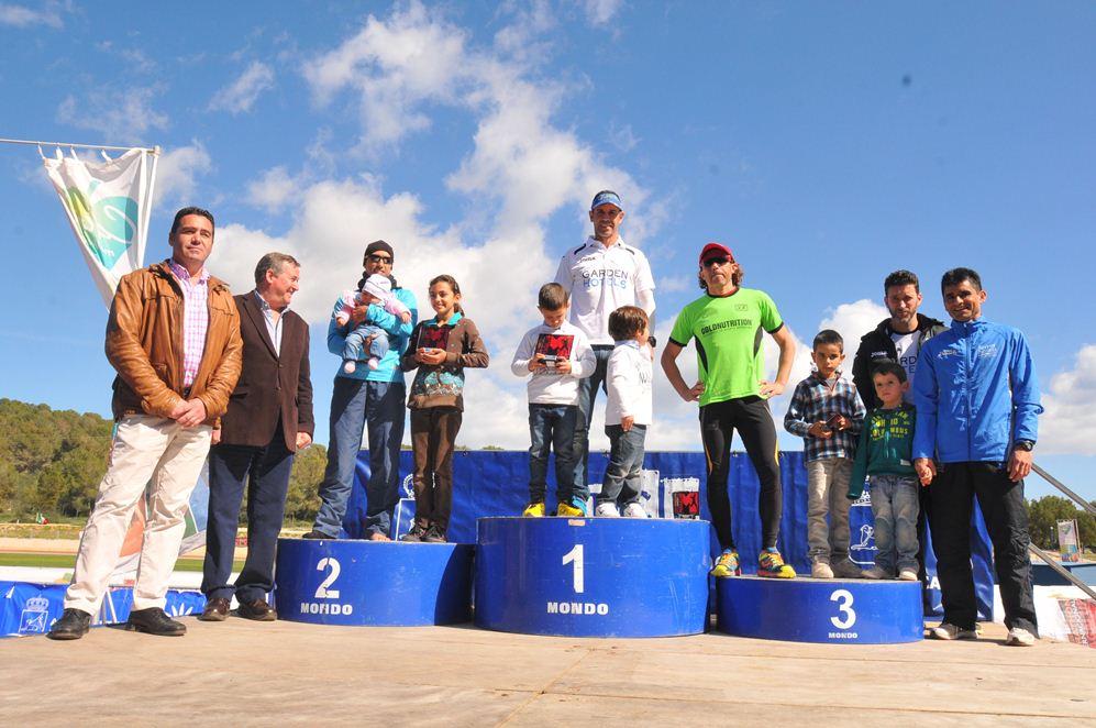 Los clasificados en el Maratón de Magaluf