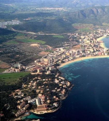 MÉS per Calvià rechaza el proyecto previsto en la zona húmeda de este núcleo turístico