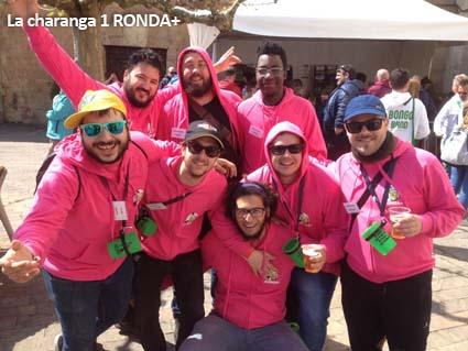 Charanga 1 RONDA+