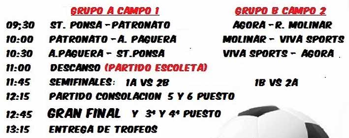 cartel torneo 1